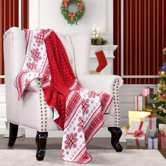 christmas blankets, christmas throws
