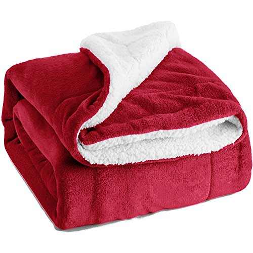 christmas blankets, sherpa blankets, red blankets