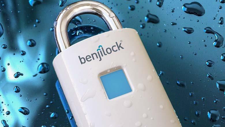 benjilock, lock shark tank
