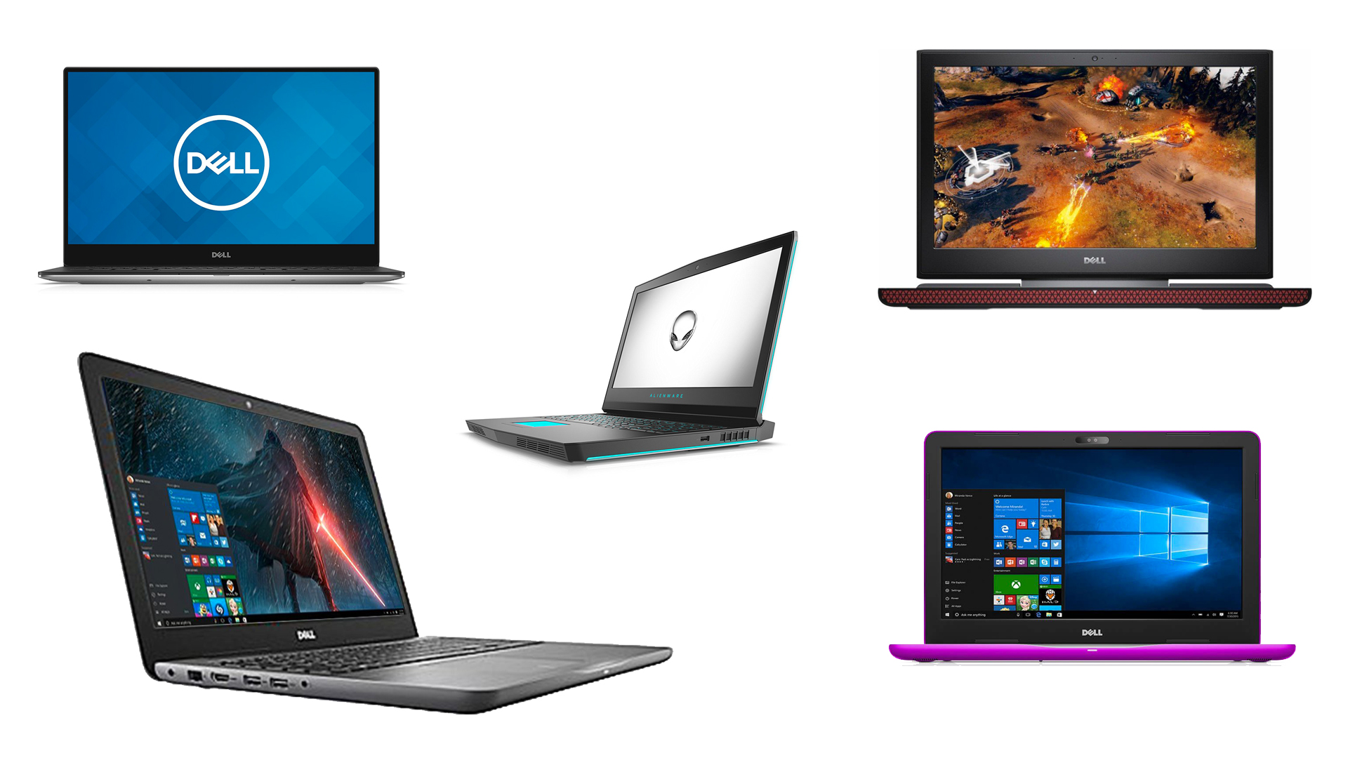 Top 10 Best Dell Laptops 2017: Compare, Buy & Save | Heavy.com