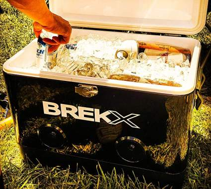 brekx cooler speaker