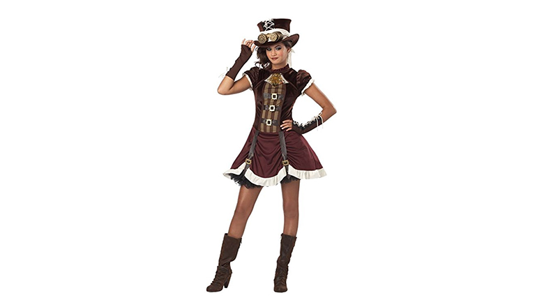 halloween costumes for girls, costumes for girls, costumes for kids, halloween costumes for kids, Halloween costume ideas for girls, little girl halloween costumes, little girl costumes, halloween costumes for tweens, steampunk costume