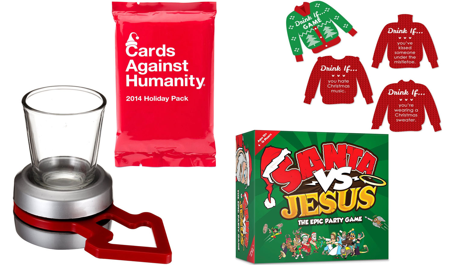 Top 10 Best Christmas Party Games For Adults 2018 Heavy Com