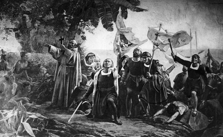 columbus day history, columbus day origins