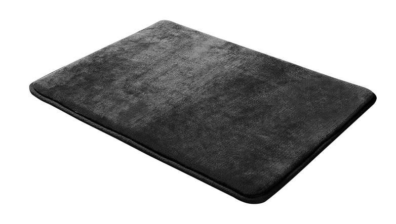 black bathroom accessories, black bathmats