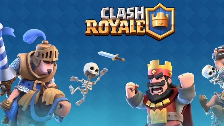 Clash Royale Full Screen Bug Fix