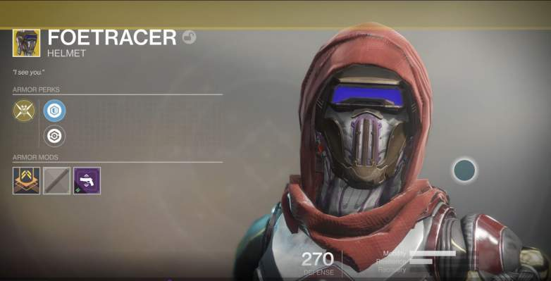 Destiny 2 Foetracer