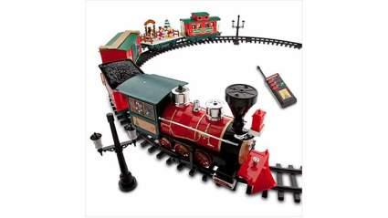 disney christmas train set