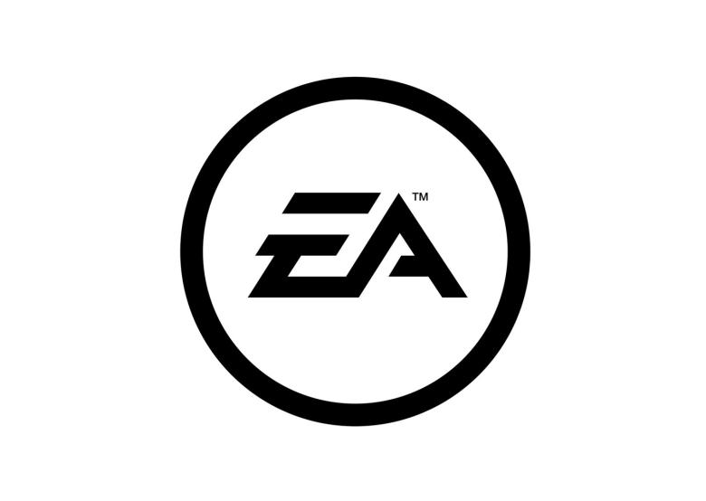 ea logo, ea, electronic arts logo