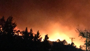 north bay fire