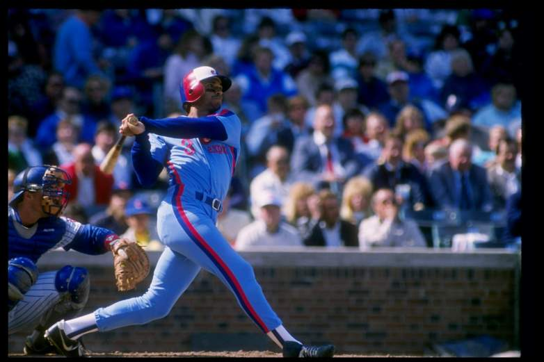 Dave Martinez Expos, Dave Martinez Nationals, Dave Martinez Baseball