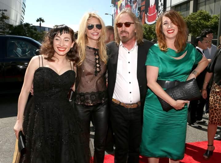 Tom Petty daughter, Adria Petty, Tom Petty kids, Tom Petty family
