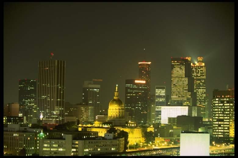 Atlanta, skyline