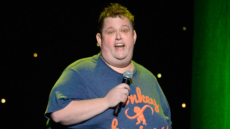 Ralphie May weight