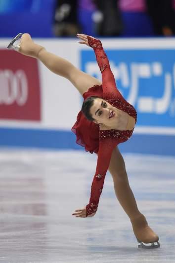 Gabrielle Daleman, Winter Olympics, figure skating Olympics, Gabrielle Daleman bio