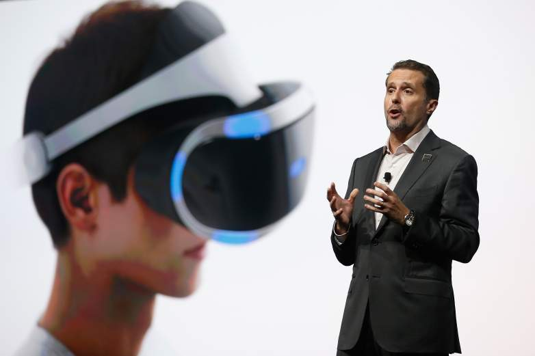andrew house, playstation vr, psvr