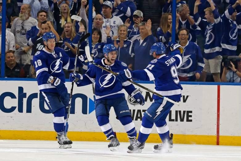 Lightning, Power Rankings, NHL Power Rankings, Steven Stamkos
