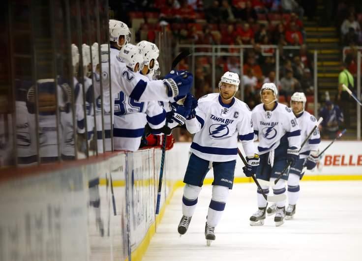 NHL Power Rankings, Tampa Bay Lightning