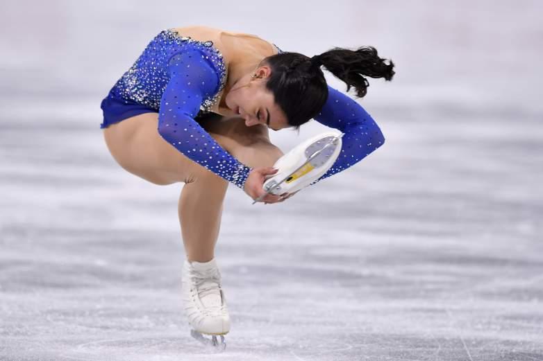 Gabrielle Daleman, Winter Olympics, figure skating Olympics