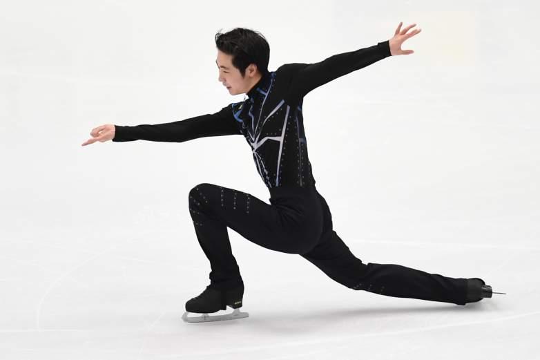 Jin Boyang, Jin Boyang bio, Jin Boyang figure skating, Jin Boyang Olympics