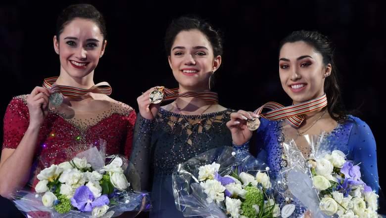 Olympics, Winter Olympics, figure skating, figure skating qualifications