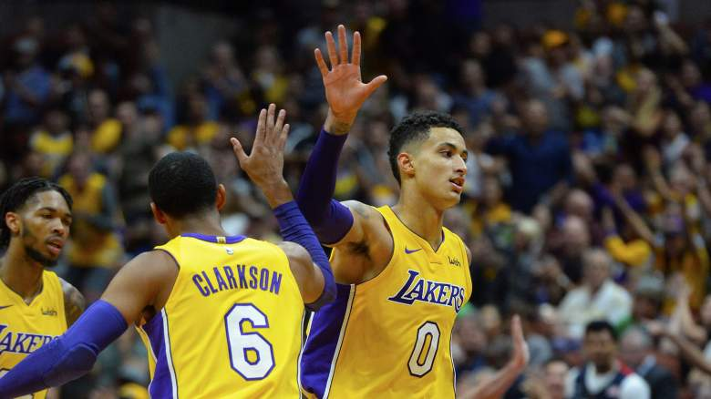Lakers vs. Nuggets Live Stream, Tonight, Preseason, NBA TV, How to Watch Lakers Online