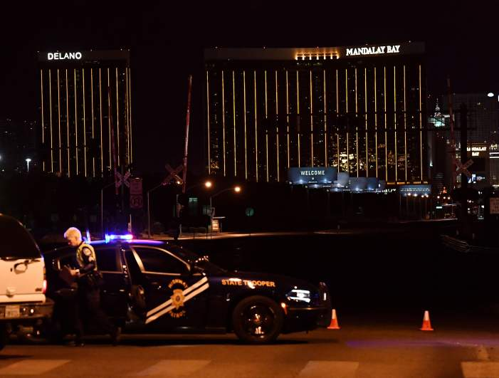 Mandalay Bay Hotel Shooting