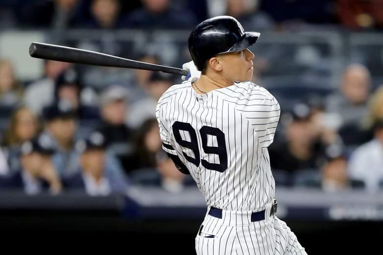 Aaron Judge number, Aaron Judge Jersey Number, Aaron Judge Yankees