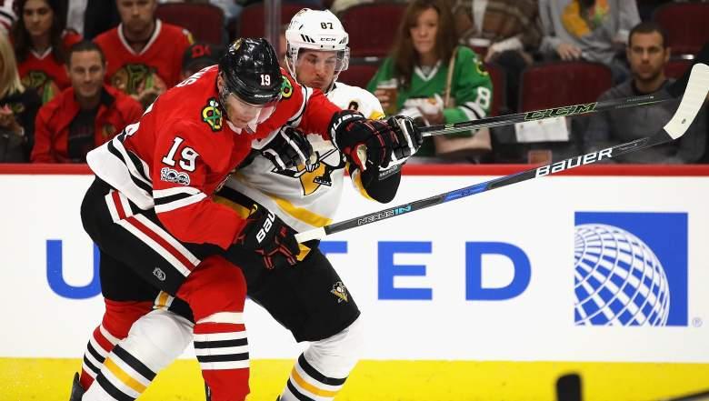 NHL Power Rankings, Pittsburgh Penguins, Chicago Blackhawks, Sidney Crosby, Jonathan Toews