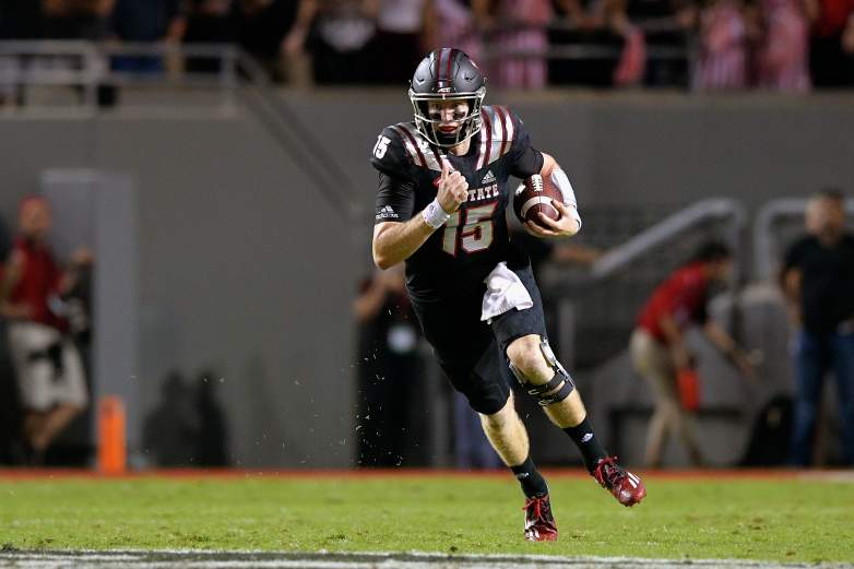 Ryan Finley NC State, Ryan Finley Quarterback, NC State Quarterback