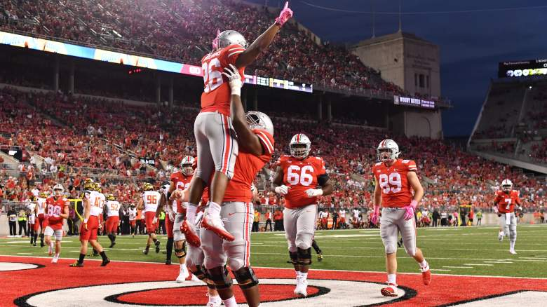 Ohio State vs. Nebraska Live Stream, How to Watch Ohio State Football Without Cable