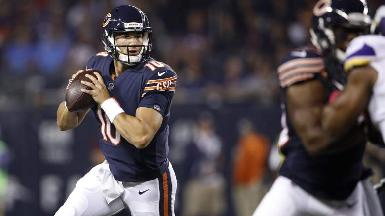 bears trick play, bears two point play,