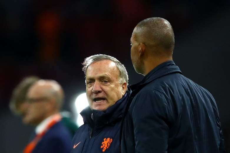 Netherlands Football, Netherlands Soccer, Did Netherlands Qualify