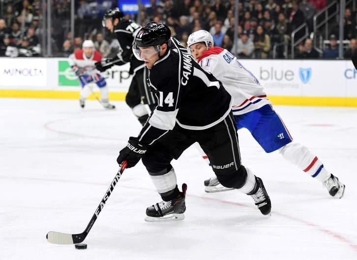 Anze Kopitar, NHL Power Rankings
