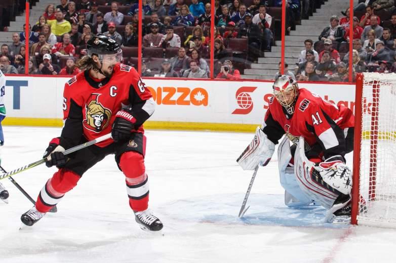 Erik Karlsson, Ottawa Senators, NHL Power Rankings