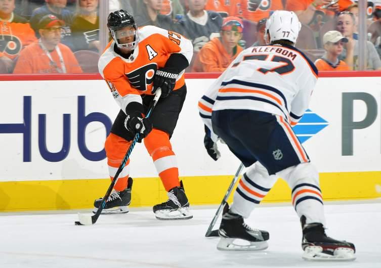 Wayne Simmonds, NHL Power Rankings, Power Rankings, Philadelphia Flyers