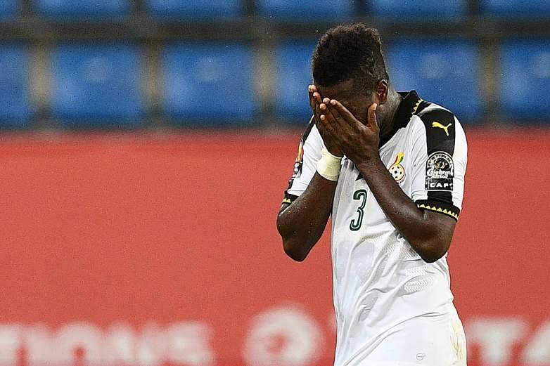 Ghana World Cup, Ghana Asamoah Gyan, Ghana World Cup Qualification, Asamoah Gyan