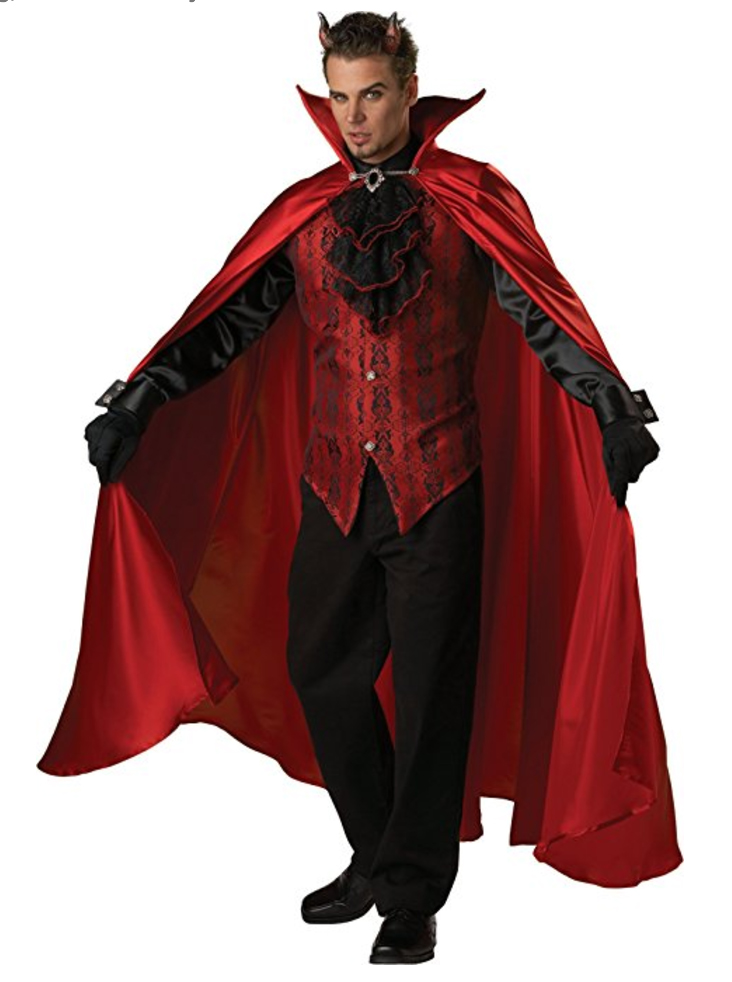 devil, demon, satan, costume