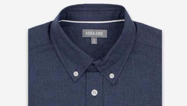 button down shirts short men, short men clothing