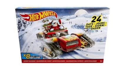 hot wheels advent calendar 2017