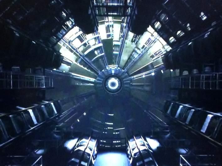 LHC Mr Robot
