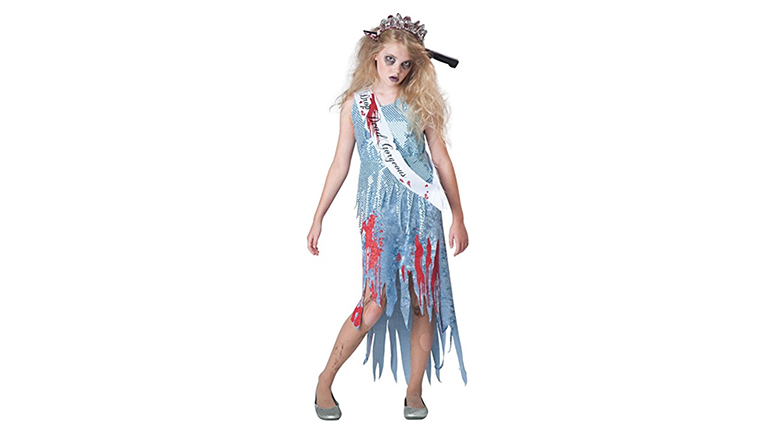 halloween costumes for girls, costumes for girls, costumes for kids, halloween costumes for kids, Halloween costume ideas for girls, little girl halloween costumes, little girl costumes, halloween costumes for tweens, zombie prom queen costume