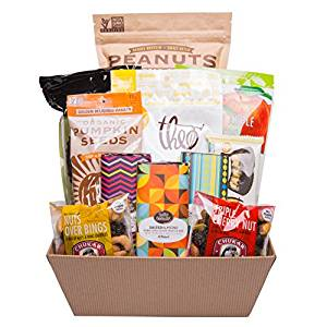 Simply Seattle Vegan Gluten Free Snacks and Sweets Food Gift Basket