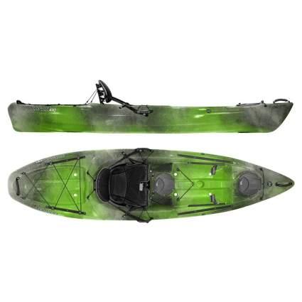 wilderness systems, fishing kayak, christmas, fishing gifts