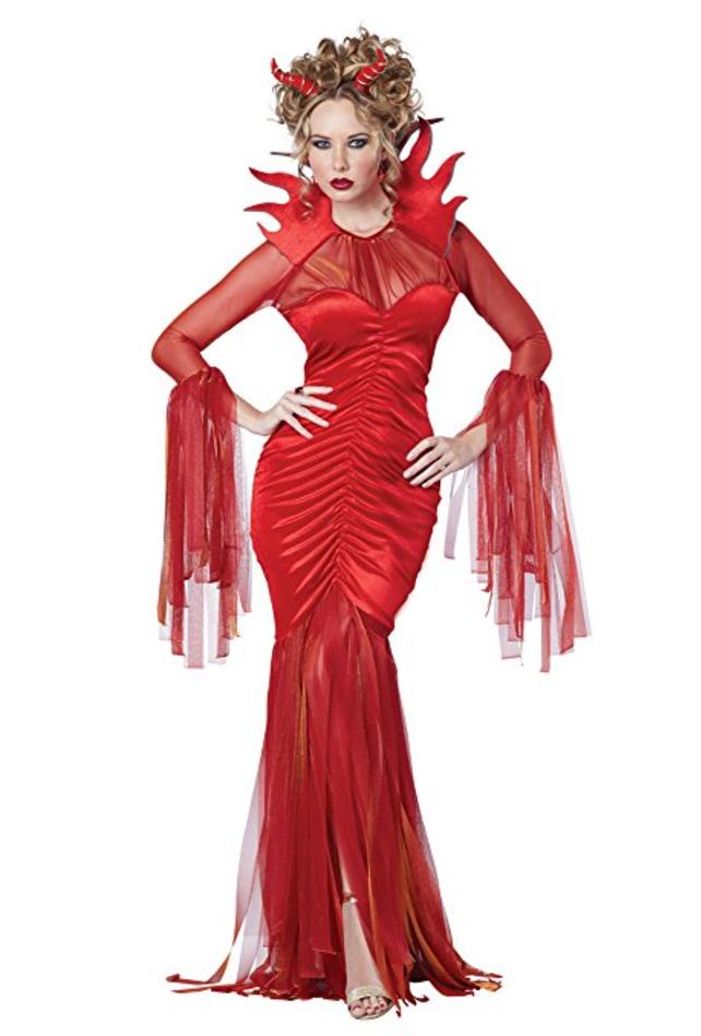 devil, she-devil, costume