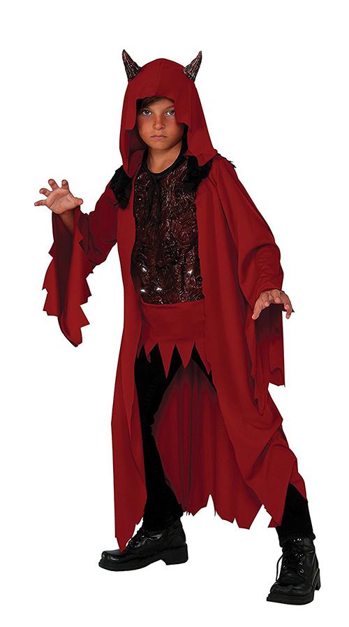 kids, devil, costume
