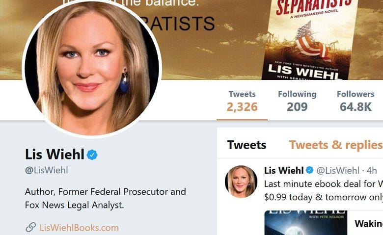 Lis Wiehl, Bill O'Reilly, sexual harassment, $32 million, lawsuit, Fox News