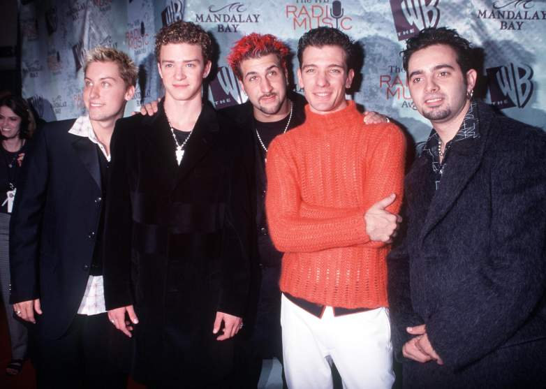 N Sync Mandalay Bay
