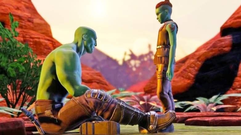 Marvel's Guardians of the Galaxy Episode 4