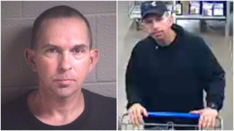 michael christopher estes, asheville airport bomb suspect